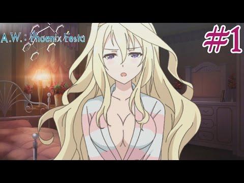 "Asterisk War: Phoenix Festa - Walkthrough Part 1: ""First Hour of Gameplay"" | Claudia Route [English]"