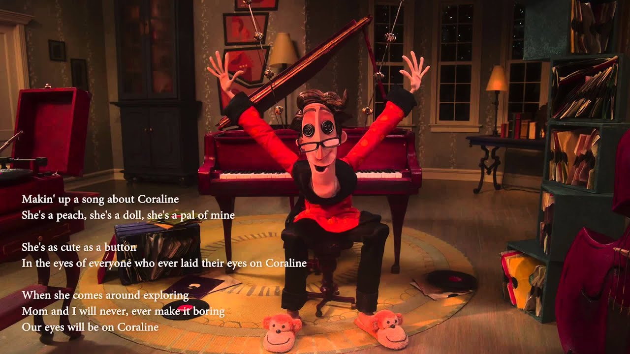 10 Min Other Father Song Coraline Youtube