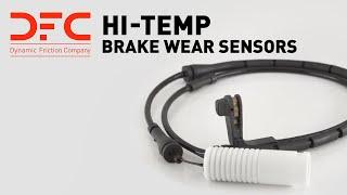 DFC Hi-Temp Brake Wear Sensors
