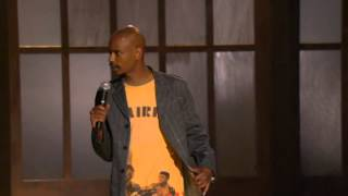 Dave Chappelle - Division In Our Foods  Purple Drink Stand Up Comedy Pt 8