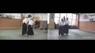 Senobashi (gyakuhanmi ura kaitennage) TD, KT, JT, KK, KJ