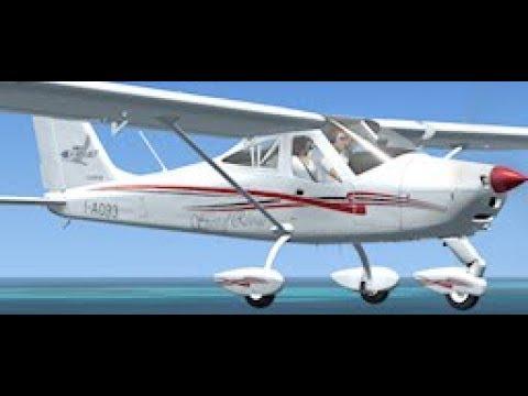 """P92 Eaglet Light Sport Aircraft (LSA) (I-A093 """"Spirit of Rovigo"""") (GTN750) by:  (Ant's Airplanes)."""