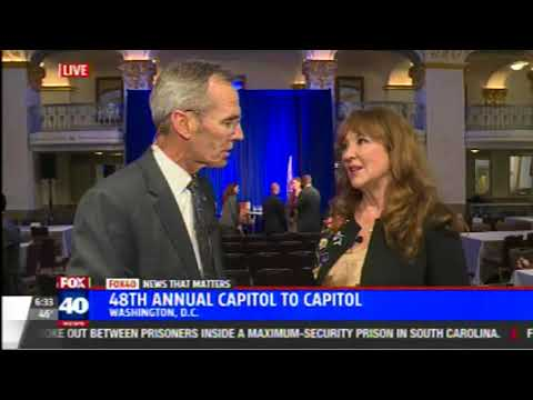 Cap-to-Cap Coverage: Interview with Presenting Sponsor Dignity Health