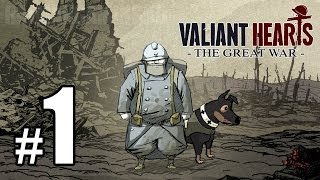 видео Valiant Hearts: The Great War