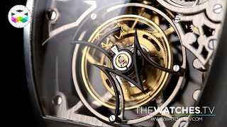 Technology and movement are two keywords of the watch lover's vocab...