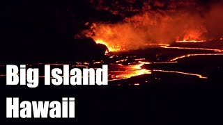 Hawaii's Big Island Volcanoes National Park
