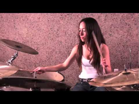 A PERFECT CIRCLE - JUDITH - DRUM COVER BY MEYTAL COHEN