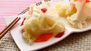 【楊桃美食網】正宗的台式泡菜