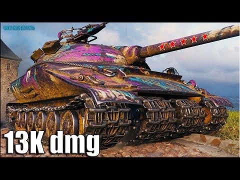 13к урона на ИМБЕ ✅ World of Tanks Объект 279 лучший бой