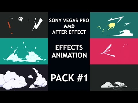sony vegas how to make bloom effects