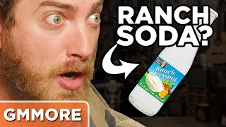 Weird Soda Taste Test