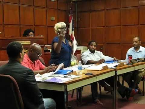 MVI 1631 - 2nd Worst EC City Council Meeting (all time) 9/8/2016