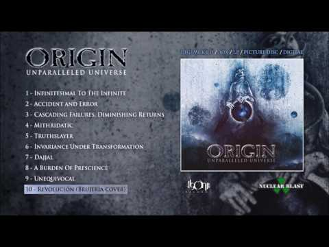 ORIGIN - Revolución (Official Track Stream)