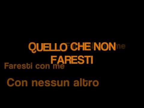 Mecna - Faresti con me - Testo / Lyrics