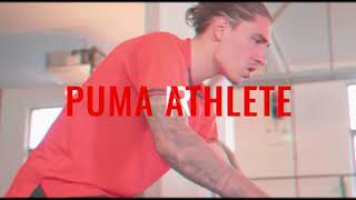 Hector Bellerin Puma Metabolic Gym Workout