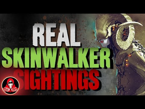5 REAL Skinwalker Sightings