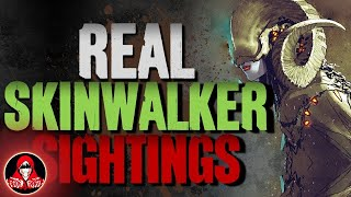 5 REAL Skinwalker Sightings Right out of Native American Folklore - Darkness Prevails