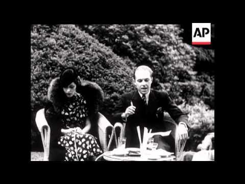 Prince Of Asturias Talks At Lausanne