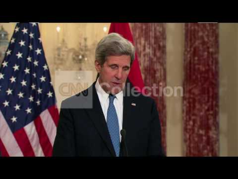 KERRY-THANK LIBYA GOVT HELP IN BENGHAZI ATTACKS