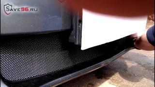 Сетка на решетку радиатора для Honda Accord 8 (Хонда Аккорд 8) 2008-2011 г.в.