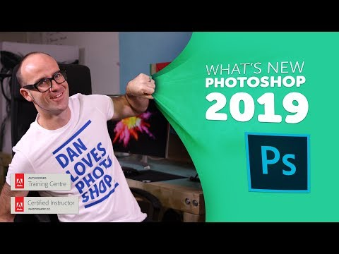 What's new in Adobe Photoshop CC 2019 Updates
