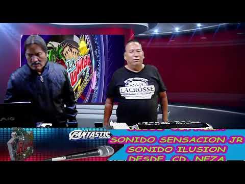 EL POWER ROCK DE SONIDO SENSACIÓN JR. Y SONIDO ILUSIÓN PARA TODA LA BANDA  26-10-2020