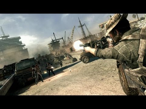 Call of Duty: Modern Warfare 3 - Campaign - Return to Sender