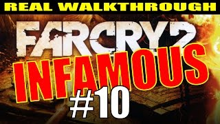 Far Cry 2 Walkthrough Infamous Difficulty - Part 10 - Northwest Convoy Mission