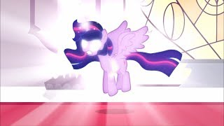 The Princesses Transfer Their Power To Twilight - My Little Pony: Friendship Is Magic - Season 4