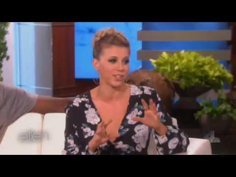 Jodie Sweetin on Ellen 4 25 16