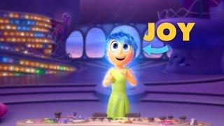 INSIDE OUT | Meet Joy | Official Disney Pixar UK