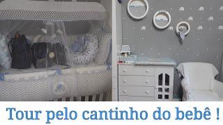 Grávida aos 15 | Tour pelo cantinho do bebê | Graah Guimarães