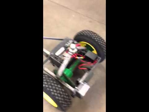Electric Trailer Dolly >> Motorized trailer mover - YouTube