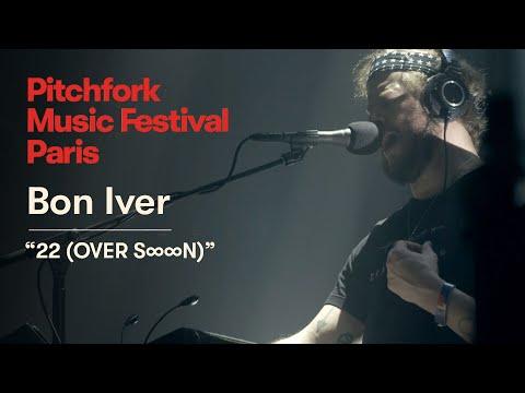 "Bon Iver | ""22 (OVER S∞∞N)"" | Pitchfork Music Festival Paris 2018"