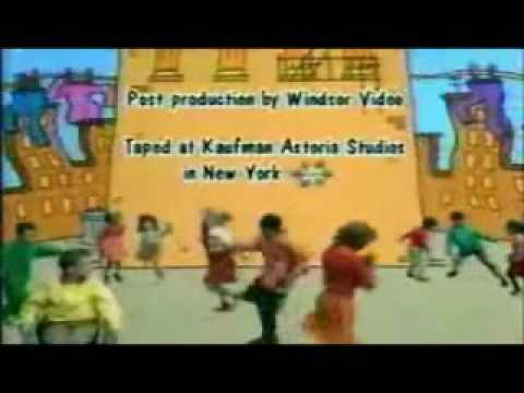 Sesame Street 1995 Closing Credits from Season 26