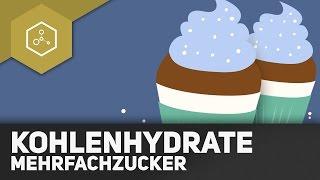 Kohlenhydrate - Mehrfachzucker