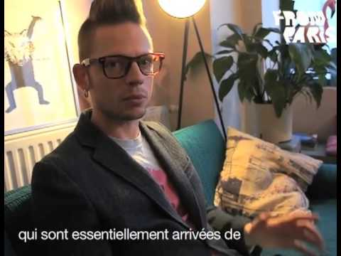 Jarle Bernhoft Interview FROM PARIS (sub in french)