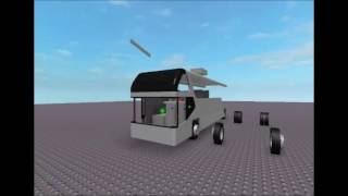 ROBLOX | Creating my bus Higer KLQ 6122DAE42