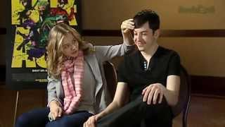 Chris Mintz-Plasse and Chloe Moretz's cute moments thumbnail