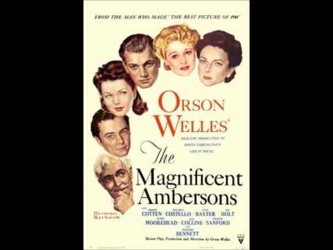 An Indie Critic's Commentary to Orson Welles' The Magnificent Ambersons