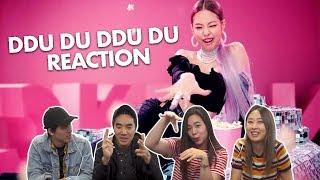 Baixar REACTING TO BLACKPINK's '뚜두 뚜두 DDU DU DDU DU' MV