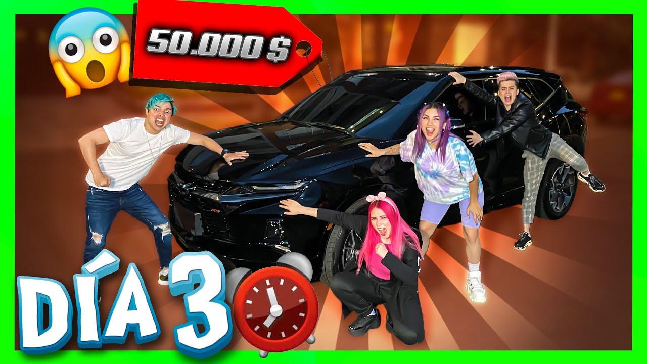 EL ULTIMO EN QUITAR LA MANO SE GANA EL CARRO 50,000$ - Yolo Aventuras