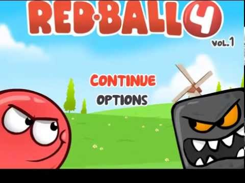 Red Ball 4 Finale Youtube