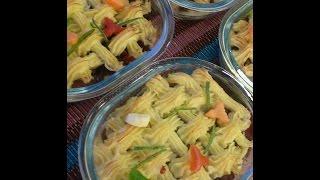 صينية بطاطس بالشاورما - مطبخ منال العالم
