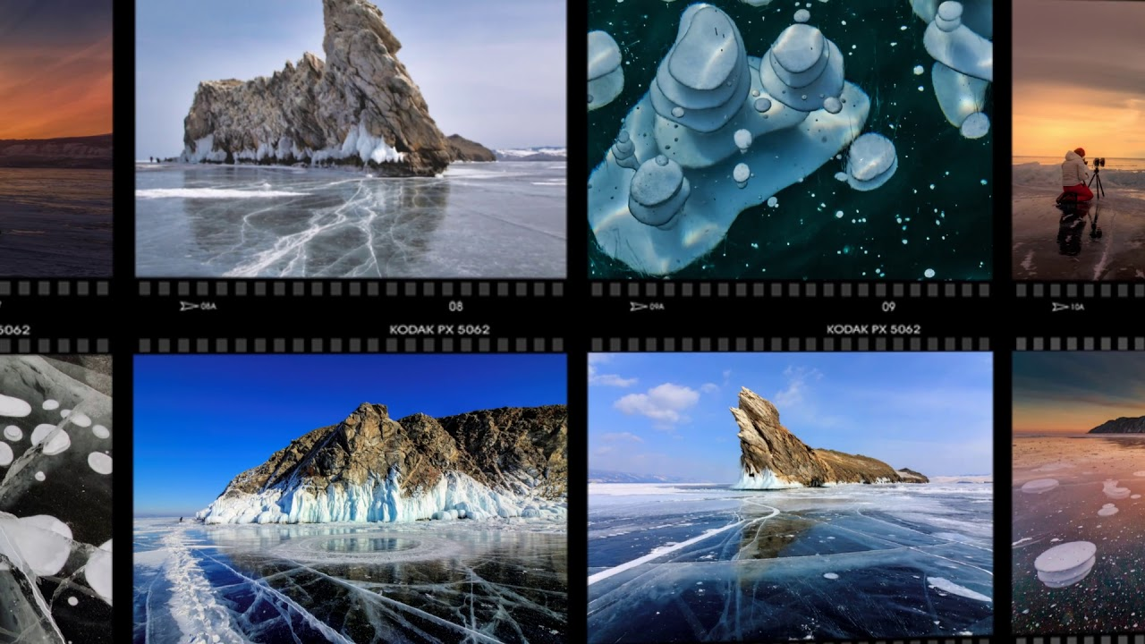 Video photo tour, Videos