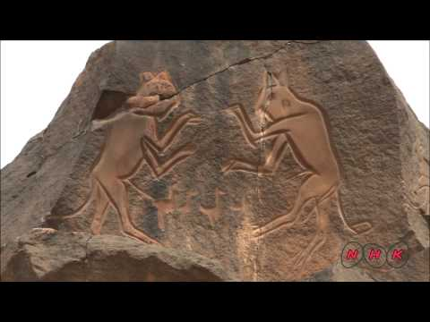 Rock-Art Sites of Tadrart Acacus (UNESCO/NHK)