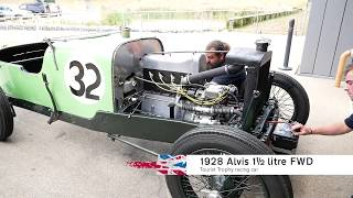 1928 Alvis 1.5ltr FWD Tourist Trophy racing car