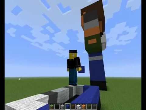 Minecraft Ciekawe Budowle #3 PS Przewiń Do 6.33!