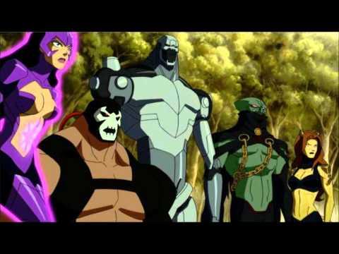 Justice League : Doom movie review