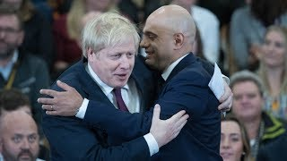 video: Cabinet reshuffle:Sajid Javid says 'no self-respecting minister' would accept PM's demands in swipe at successor as Boris wields axe